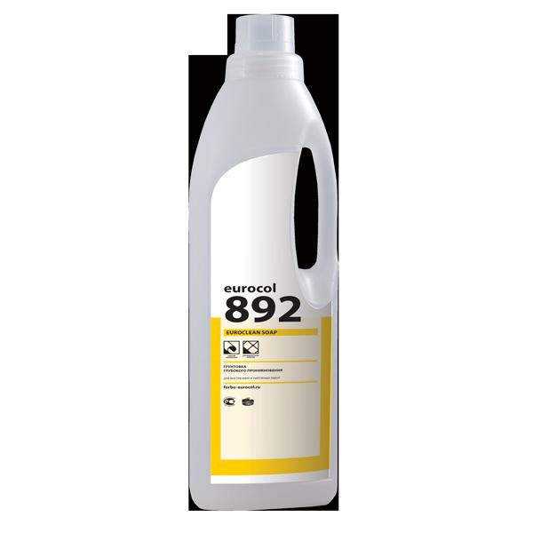 Мыло для паркета 892 Euroclean Soap фото