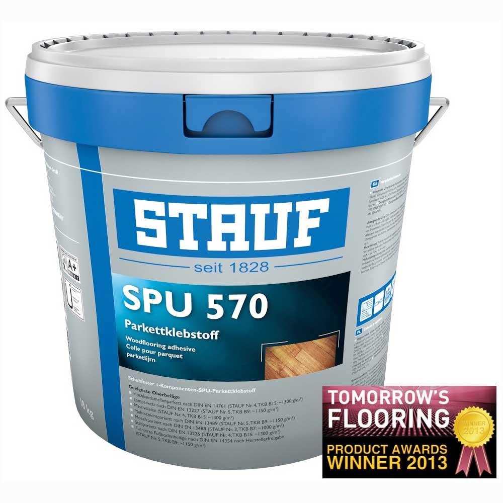 Клей паркетный STAUF SPU-570 18 кг фото
