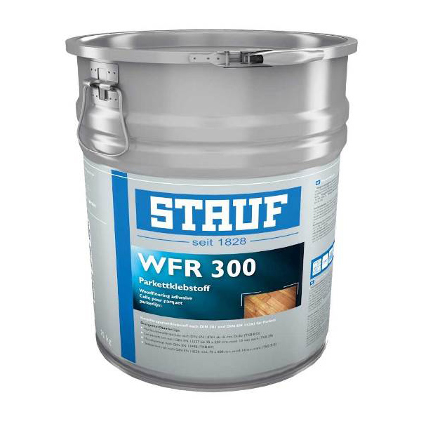 Клей паркетный STAUF WFR-300 P 8 кг фото