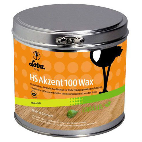 Масляно-восковая защита Lobasol Akzent HS 100 Wax