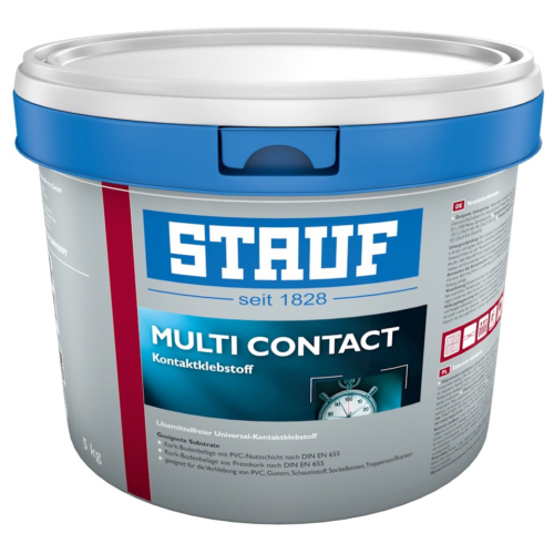 Клей контактный STAUF Multicontact для пробки 5 кг фото