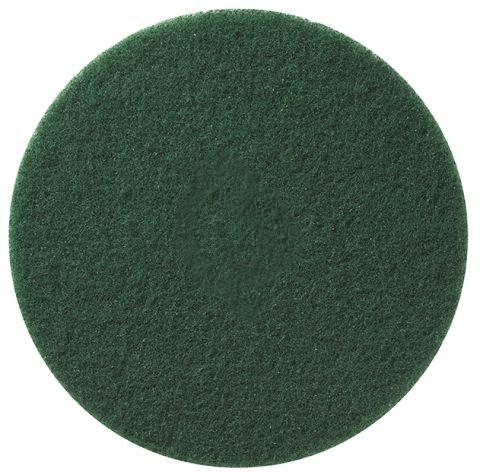 Зеленый пад для шлифовки паркета Lobatool 406х10 фото