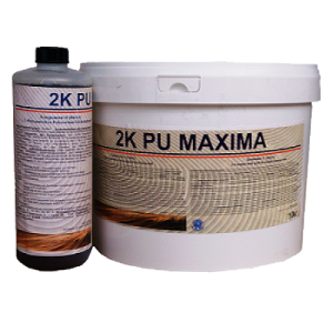Клей паркетный 2K PU MAXIMA, 10,89 кг фото