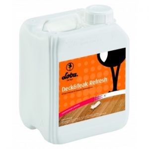 Интенсивный очиститель для террасной доски Loba Deck & Teak Refresh
